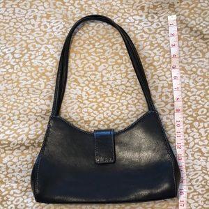 Fossil leather shoulderbag